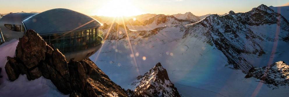 Vanaf 3 Juli Gletsjer Express - Wildspitzgondel geopend